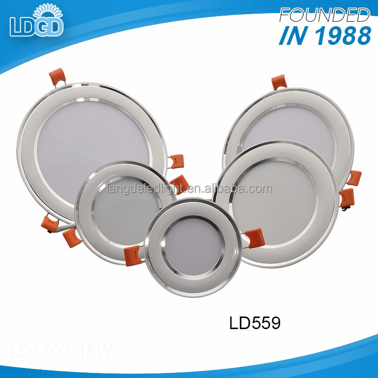 Popular design 3w led smd 5730 downlight with 75mm cut out