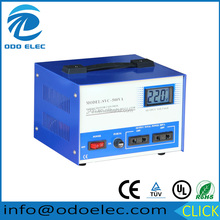 SVC TND 500VA AC Servo Motor Automatic Voltage Stabilizer for Computer