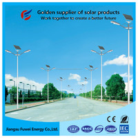 Factory Manufacturing Solar Energy Street Light
