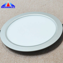 Led panel light hoslight china shenzhen supplier 18w led round ceiling panel light