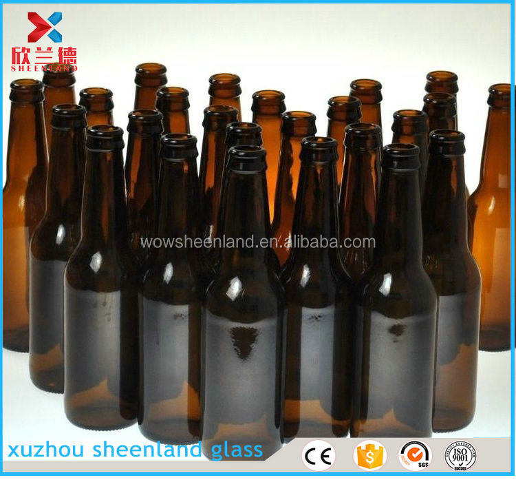 Glass Beer Bottles 330 ml 33cl Good Quality Home Brew, Fast Dispatch