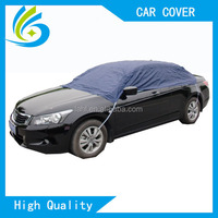 winter freeze-proofing windproof sun shade waterproof half cloth car cover