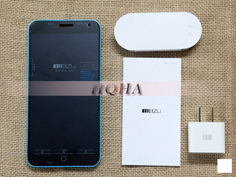 "In Stock Original Meizu M1 Note 4G FDD LTE Mobile Phone Dual SIM 5.5"" MTK6752 Octa Core 13MP Android 4.4 Noblue Note Smartphone"