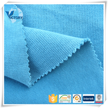 2015 Natural 100% Fabric Cotton knitted organic cotton fabric baby clothing bedding fabric