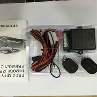 Universal Car Engine Immobilizer, For All DC 12V Cars And Motorcycles one way car immobilizer