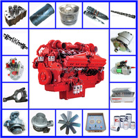 Hot sale good quality cummins diesel engine parts used marine NT855 K19 K38 K50 M11 L10 V28 N14 engines