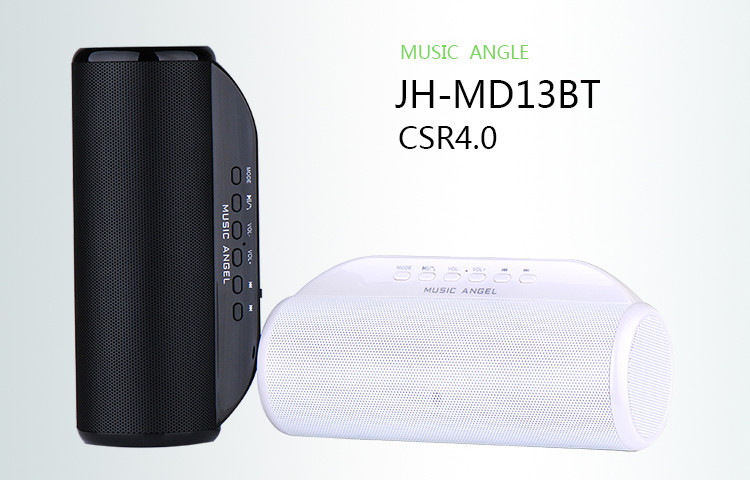 New Products creative mini speakers subwoofe with NFC TF card and FM radio CSR4.0
