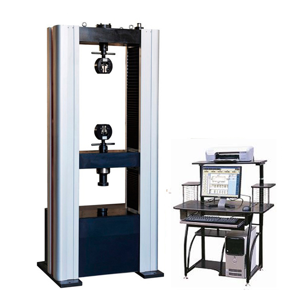 20kN 50kN 100KN Matrix Fiber composites Tensile Strength Testing <strong>Equipment</strong> with computer control