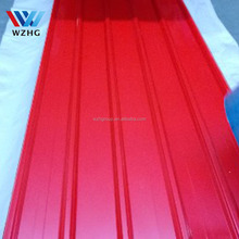 corrugated roofing sheet raw material ppgi/colour coated aluminium steel sheet