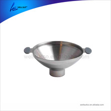 Wholesale Good Quality Metal Stainless Steel paper funnel
