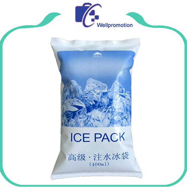Cheap custom PE reusable fill water ice pack for food storage