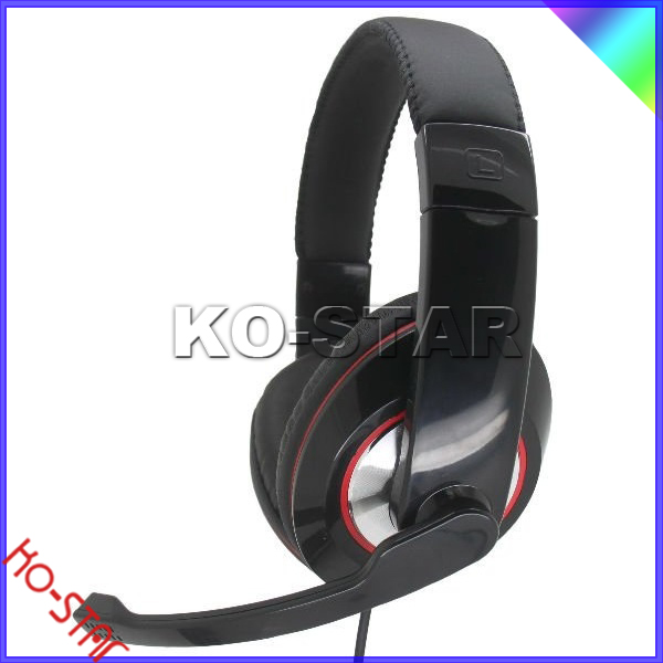 Variable Bass Boost enhances the reality and depth of explosions gun blasts and other deep sounds of headphone (USB-608)