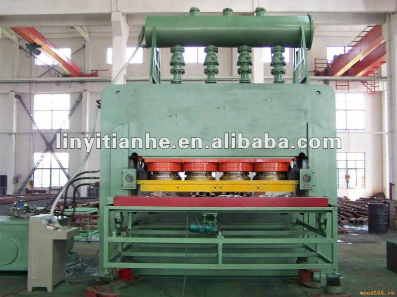 combination woodworking machinery,laminated particle board machine