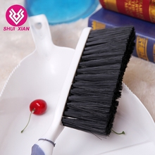 Durable Plastic Cleaning Easy Broom And Dustpan Mini Brush Set