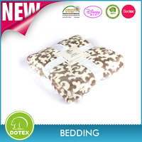 BSCI and SEDEX Audited Factory Free Sample 3 ply Mink Blanket Raschel Winter Blanket Electronic Blanket
