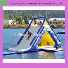 2015 high quality giant Inflatable water slide for adult and kids