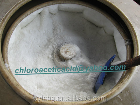 Industrial Monochloroacetic Acid (Chloroacetic Acid ) with CAS No.79-11-8