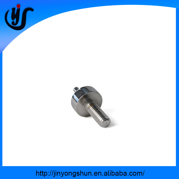 Custom precision washing machine parts, CNC machining service, air conditioner metal parts