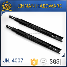 jieyang JN furniture hardware accessories telescopic drawer channel for tandex box