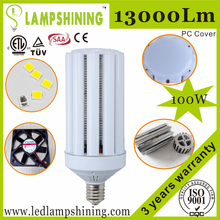 self ballast 360 degree 100w high power outdoor led street light