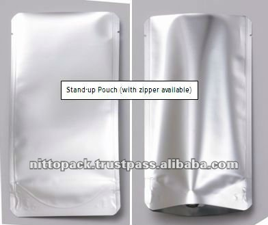 Reliable japanese aluminum food pouch at reasonable prices , free sample available