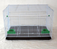 Breeding bird cage wire mesh
