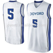 2017 new design logo Polyester dry fit Custom Printed Logo basketball jersey uniform design
