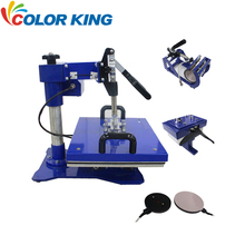 Multi Shaped Printable 8 in 1 Heat Press Printing Machine ech-800