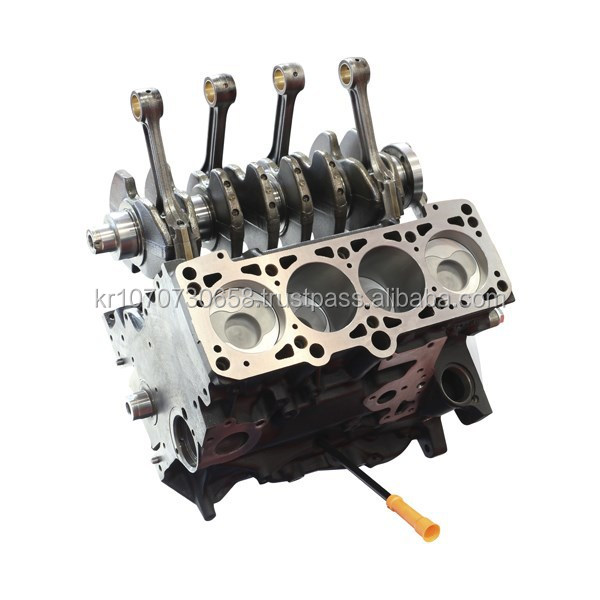 Hyundai Grace / Trajet Engine Assembly parts
