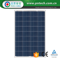 Solar energy pv panel poly module 100w