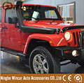 High Quality 4X4 Jeep Snorkel /Jeep Wrangler Snorkel With LLDPE Material By Ningbo Wincar