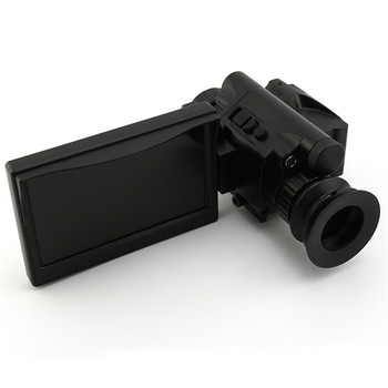 Night vision range finder light weight 2x Digital Zoom Thermal Imaging Device, support video