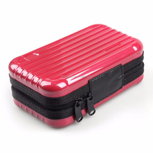ABS / PC fashion designed cosmetic cases/ make-up bag /Wash toilet bag
