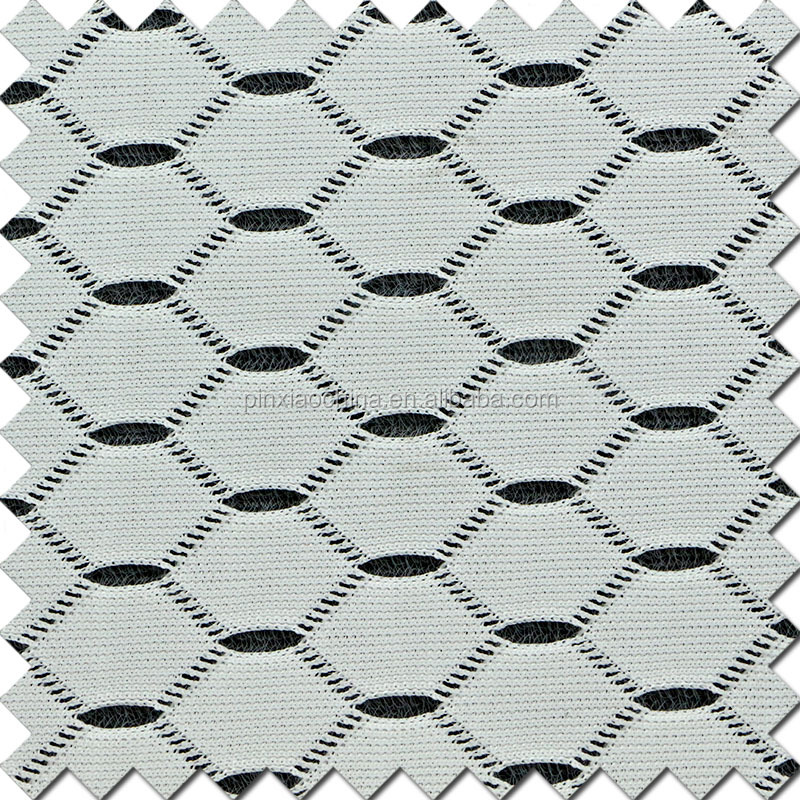 low price 100% polyester fabric mesh for active sports