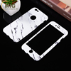 360 full protect cell phone case for iPhone8 back cover for iPhoneX case mobile accessories with tempered Glass screen protector