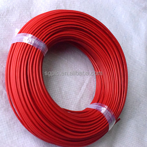 PVC insulated solid Single Core electrical equipment copper wire for Singapore