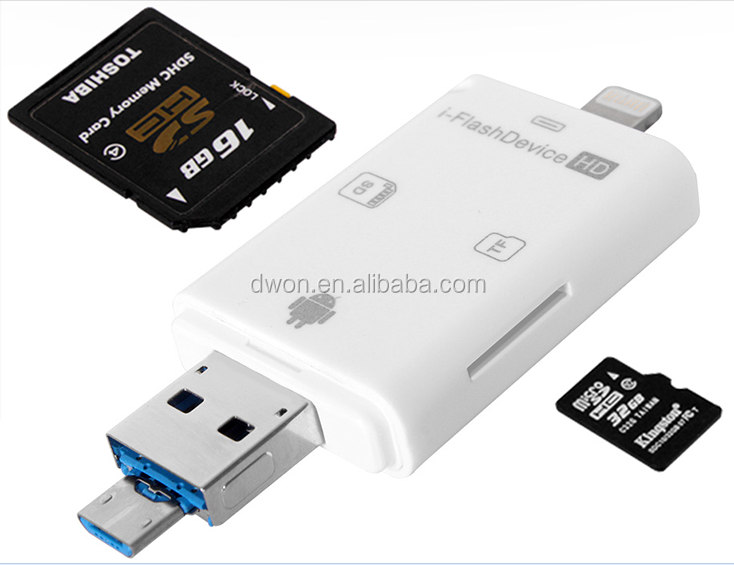 No housing usb flash drive otg usb flash drive wholesale card reader iflash driver for iflah drivers