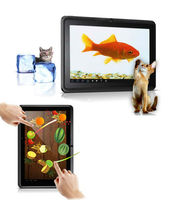 new product 2013 Newest Q88 a13 processor 512MB 4GB android 4.0 tablet pc 7""