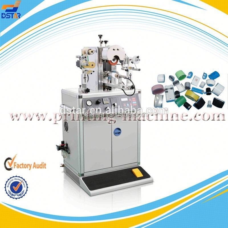 hot foil stamping machine for flat board(Glass/PVC board/MDF)