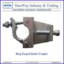 Drop Forged Scaffolding Girder Couplers for Sale