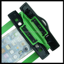 Universal mobile phone waterproof bag,swimming phone bag for mobile phone less than 5inch