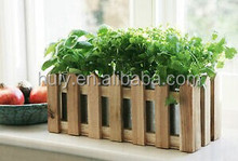 Window pie boxes timber planter boxes decorative wood window box planters