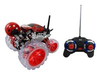360 Cyclone Wheel RC Super Spinning Mini Stunt Monster Truck