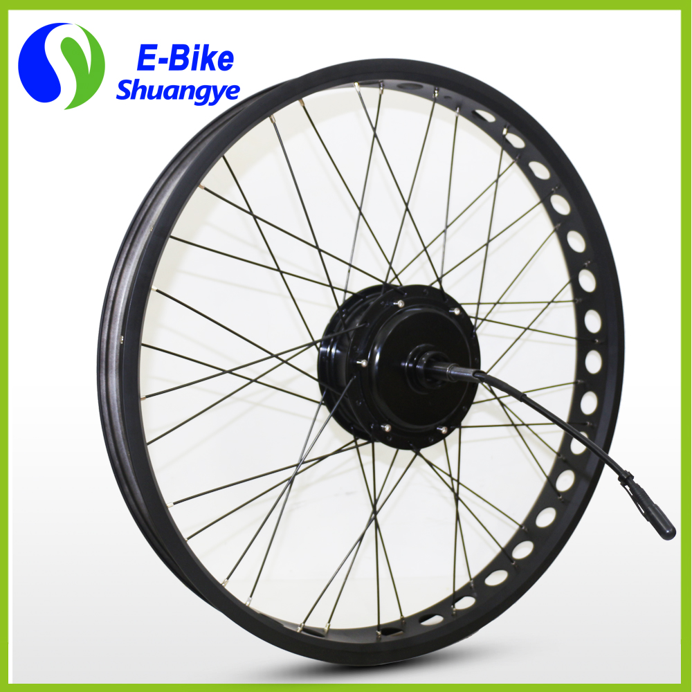 26 inch fat tire electric bicycle conversion kit