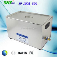 high power cartrige ultrasonic cleaner 30L cartridge stainless steel cleaner machine