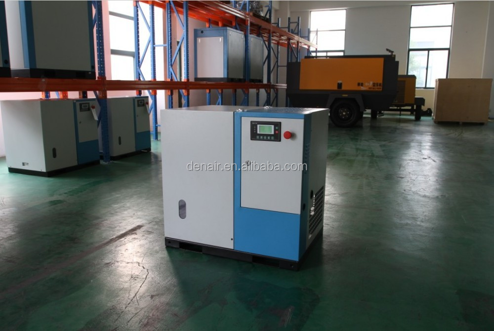 hot sale 11KW/15hp air compressor for food industry and medical