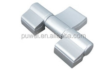 Aluminum Window and Door Accessories Shower Door Hinge Plastic Hinges Commercial Glass Door Hinges