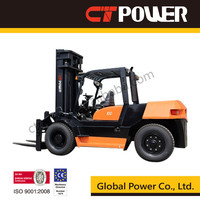 10Ton best and cheap china forklif truck