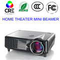 small cheap projectors 800*480 support 1080p proyector video