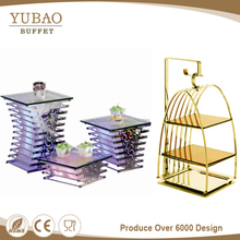 Yubao buffet factory metal restaurant hotel catering banquet equipment wholesale